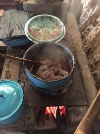 Super tasty stew. Thanks Berla!