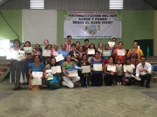 Our ASECSA Guatemala graduates.